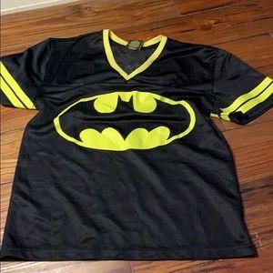 Batman Jersey size 18 youth adult XS